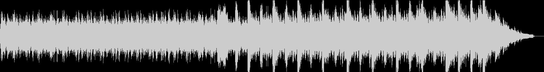 現代的な和風管弦楽⑤高音弦と金管なしの未再生の波形