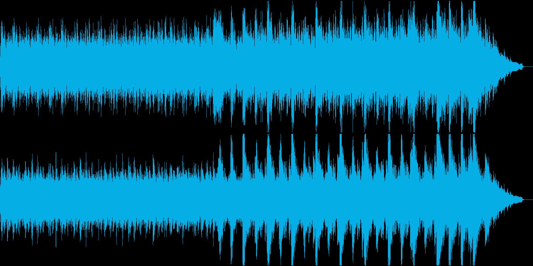 現代的な和風管弦楽⑤高音弦と金管なしの再生済みの波形