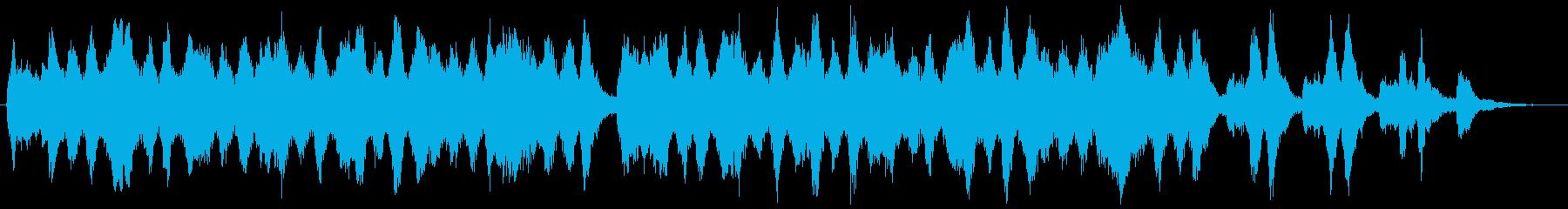 30秒CM・バロック風室内楽・少し哀愁の再生済みの波形