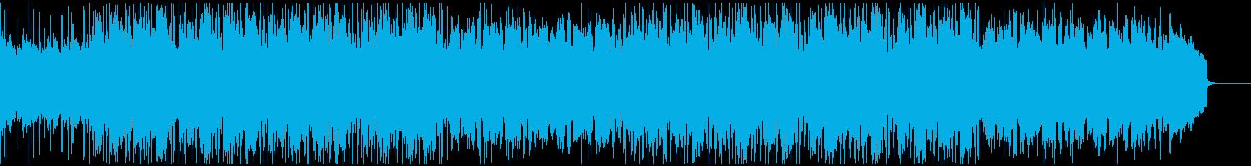 心地いいローファイなフルートのジャズの再生済みの波形