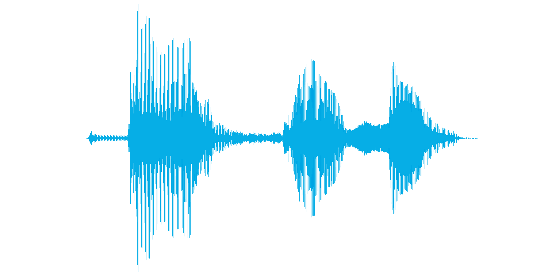第三問の再生済みの波形
