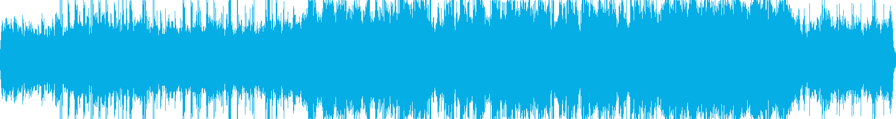 重厚なパッド系にアコースティックベース…の再生済みの波形