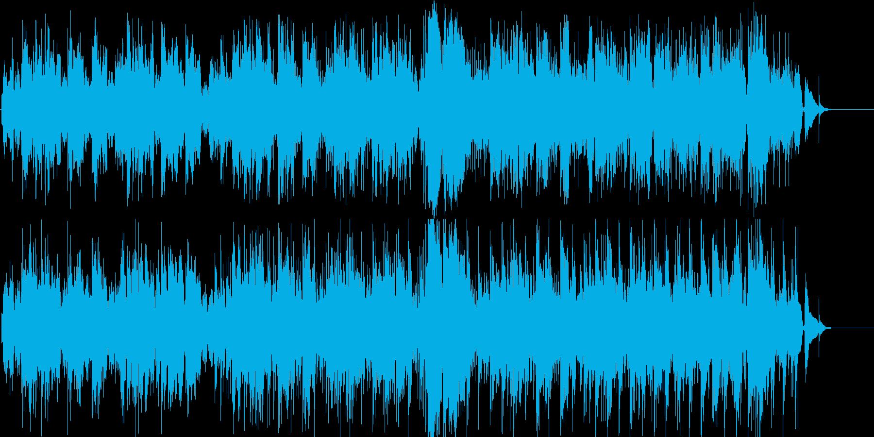 ジプシー 哀愁 大地 山 不安 雄大の再生済みの波形