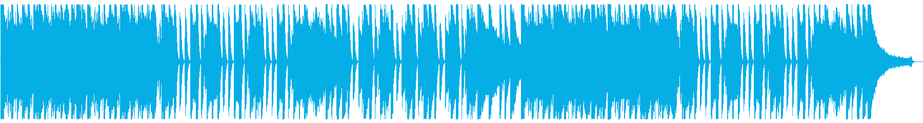 シンプルで明るくわくわくするピアノソロの再生済みの波形