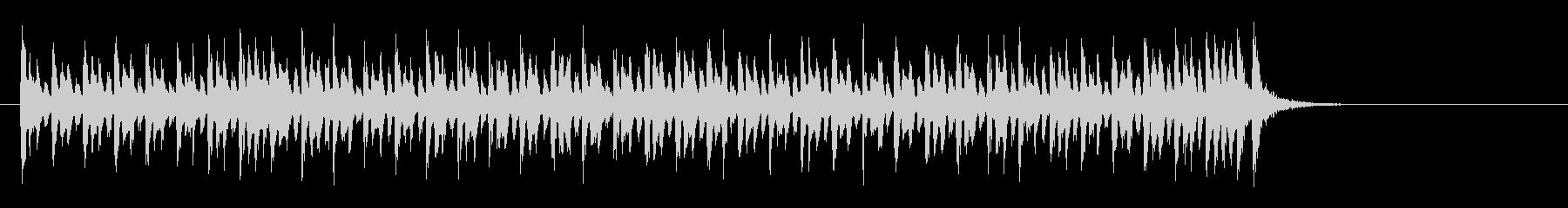 かわいいクラシカルポップ(イントロ~A)の未再生の波形