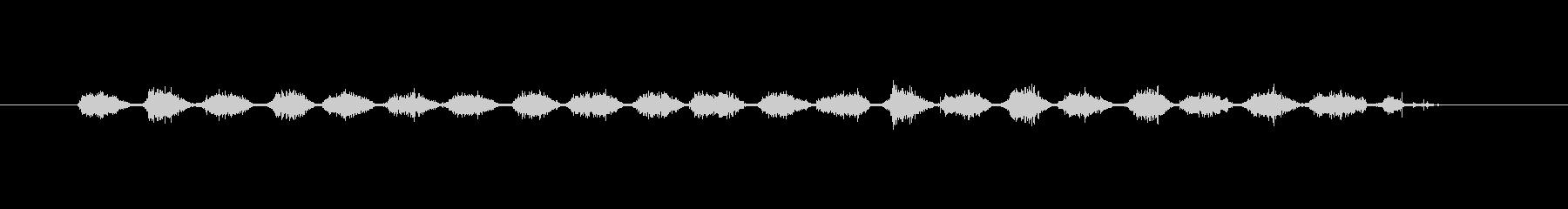 【シャープペン01-11(塗りつぶす)】の未再生の波形