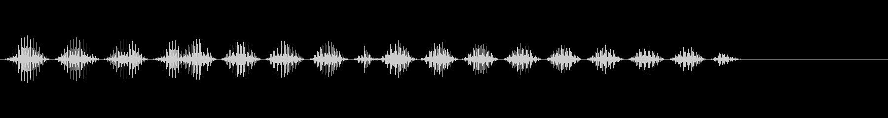 ピピ:デジタルデバイス、テキストの描写への未再生の波形