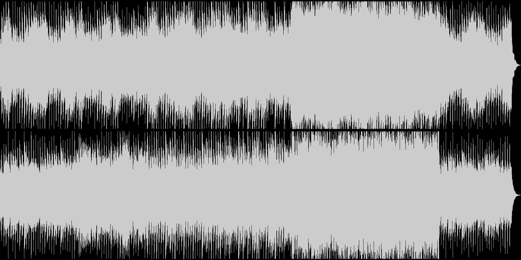 わくわく広がる 優しいオーケストラ系の未再生の波形