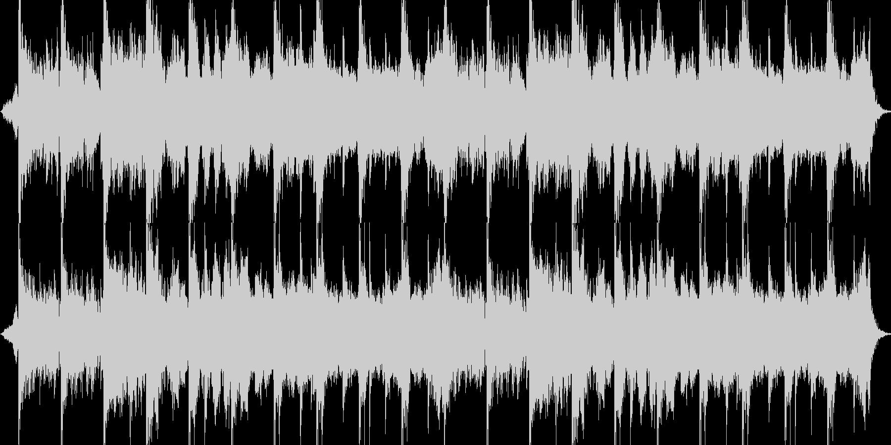 ピアノ/弦楽/爽やかなイメージビデオの未再生の波形