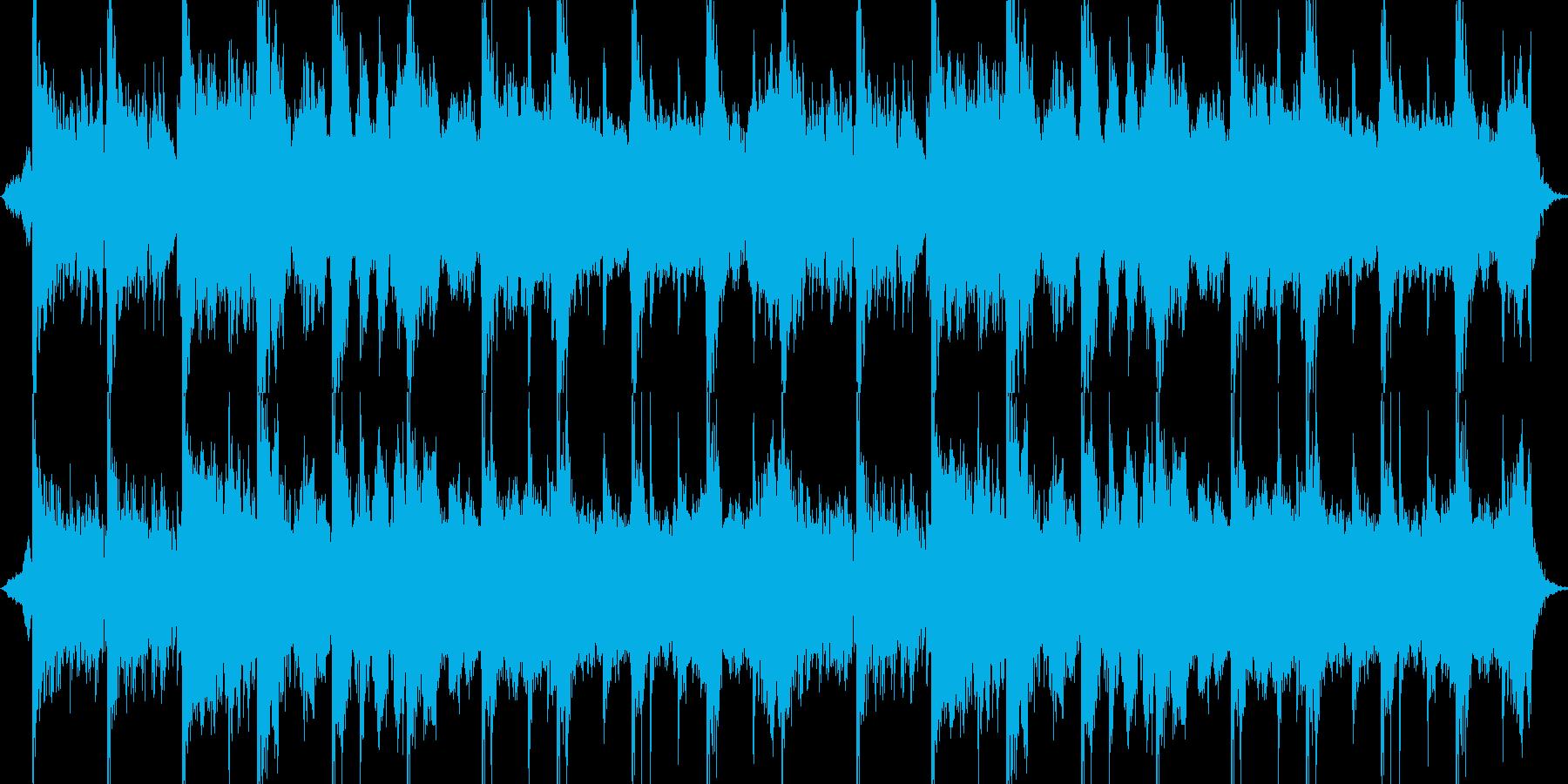 ピアノ/弦楽/爽やかなイメージビデオの再生済みの波形
