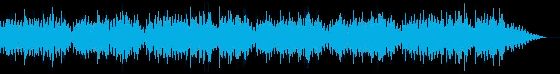 8bitクラシック-メヌエット-の再生済みの波形