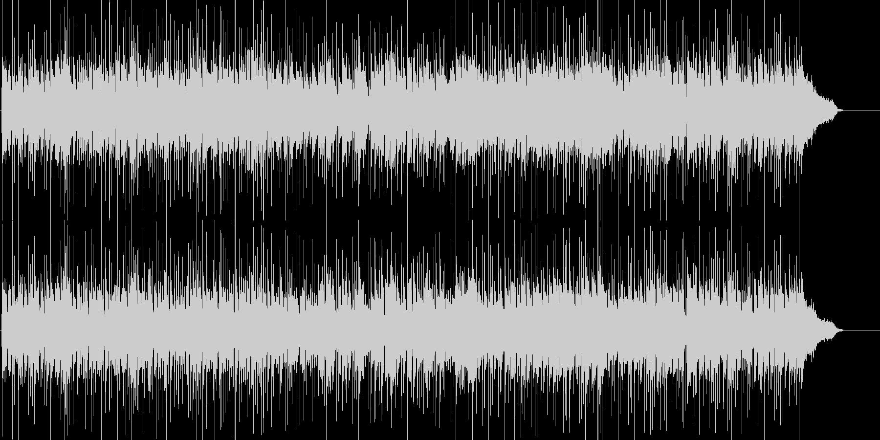 動画のオープニングにオススメなバラードの未再生の波形
