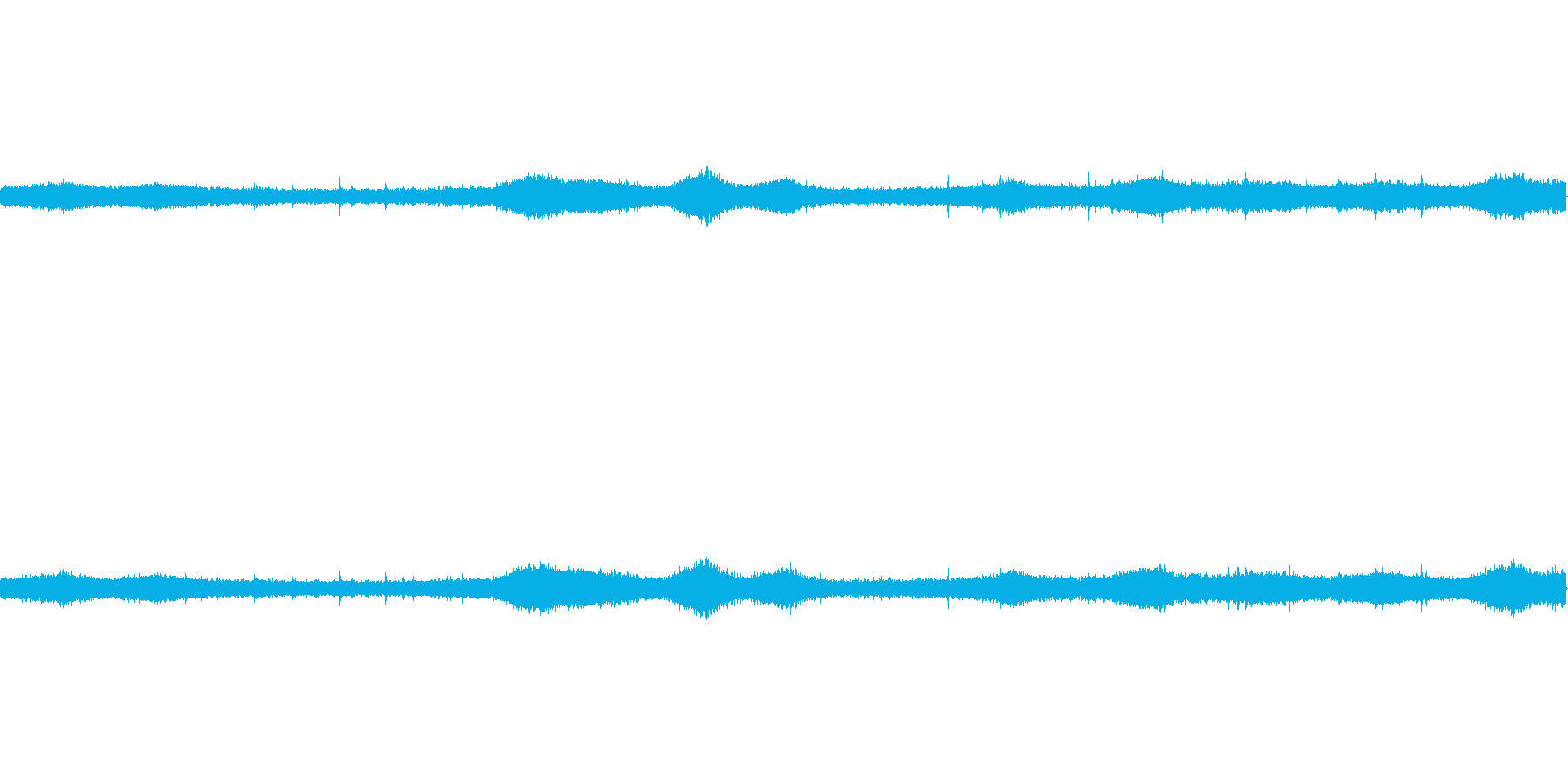 【生音】夏の日の雨音 - 03  「ざ…の再生済みの波形