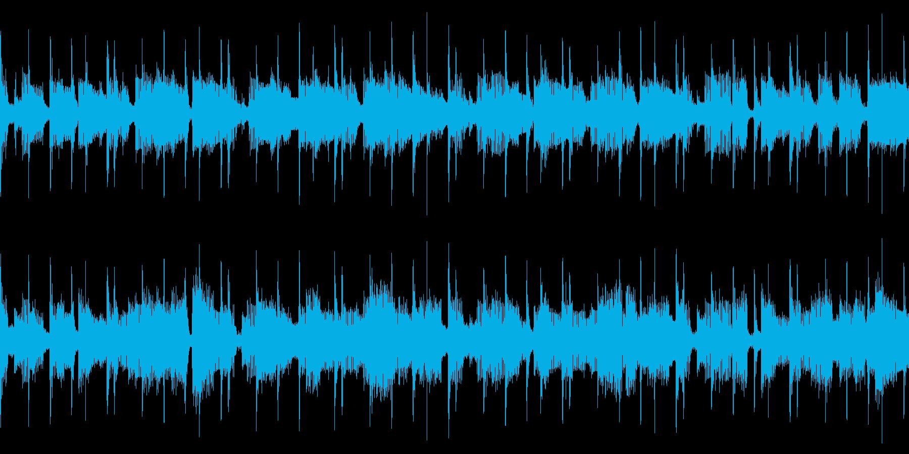 ファンク ループ Amの再生済みの波形