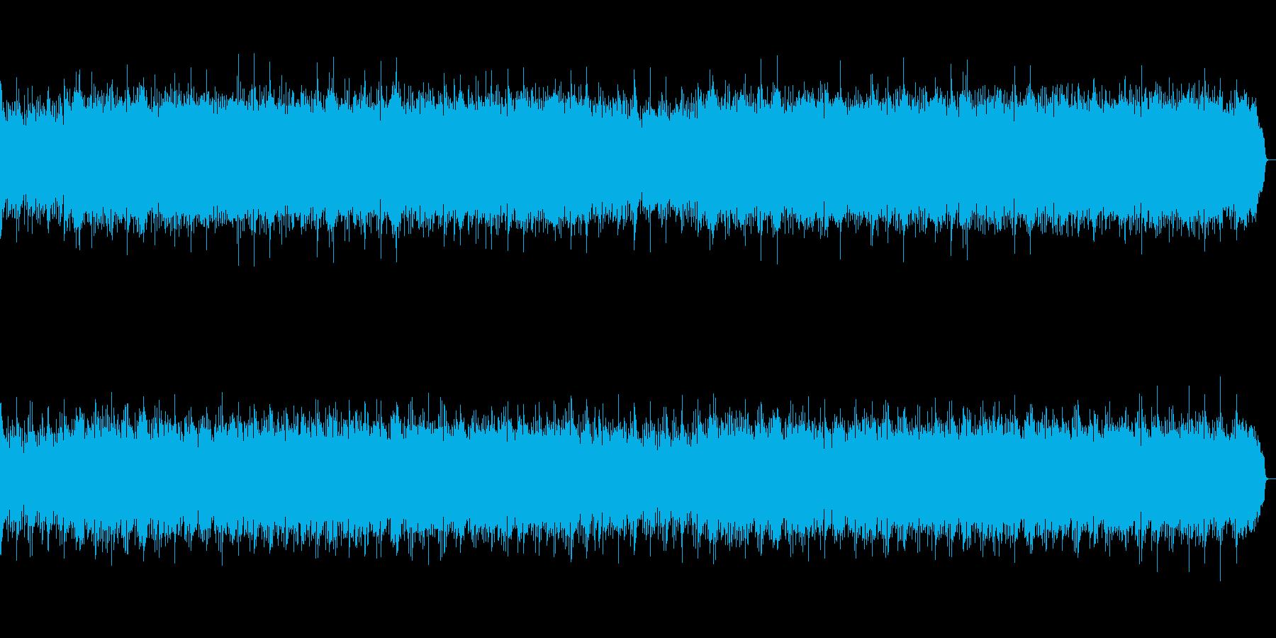 心にしみ入る穏やかな弦楽合奏ポップスの再生済みの波形