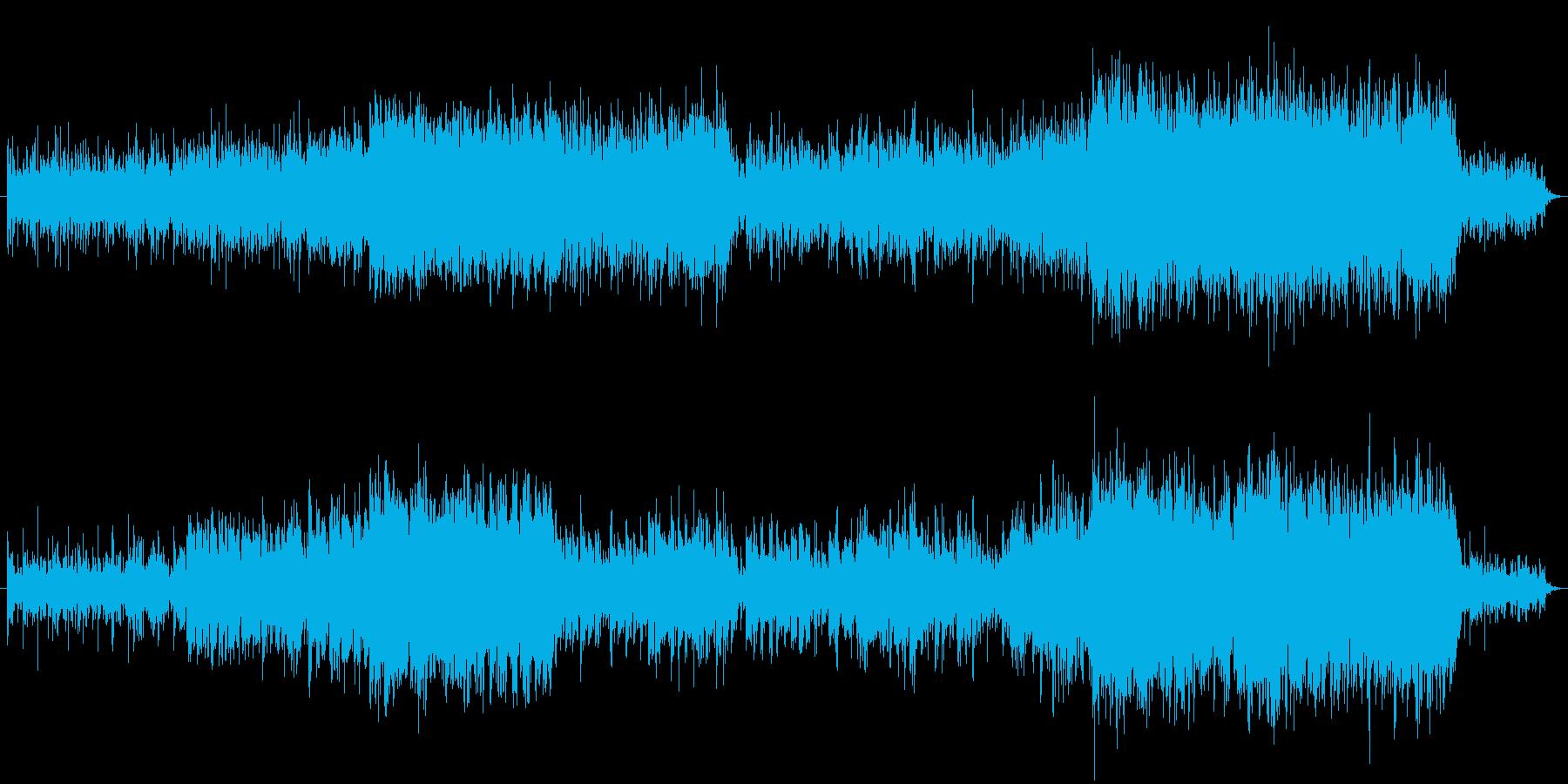 ビブラフォンとフィドルがメインのメルヘ…の再生済みの波形