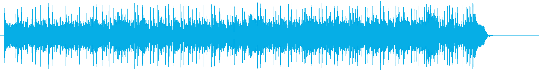 前向きで充実したポップ(イントロ~A…)の再生済みの波形
