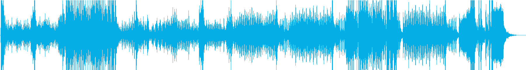 トリッチトラッチポルカの再生済みの波形