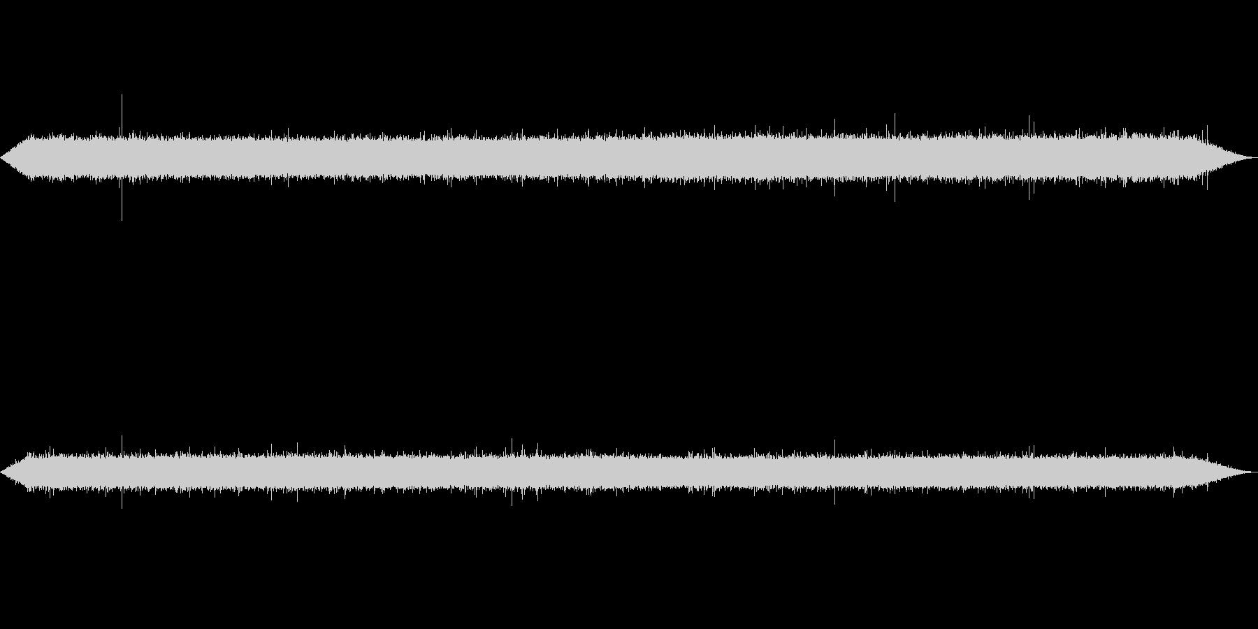 【自然音】滝01(南信濃)の未再生の波形