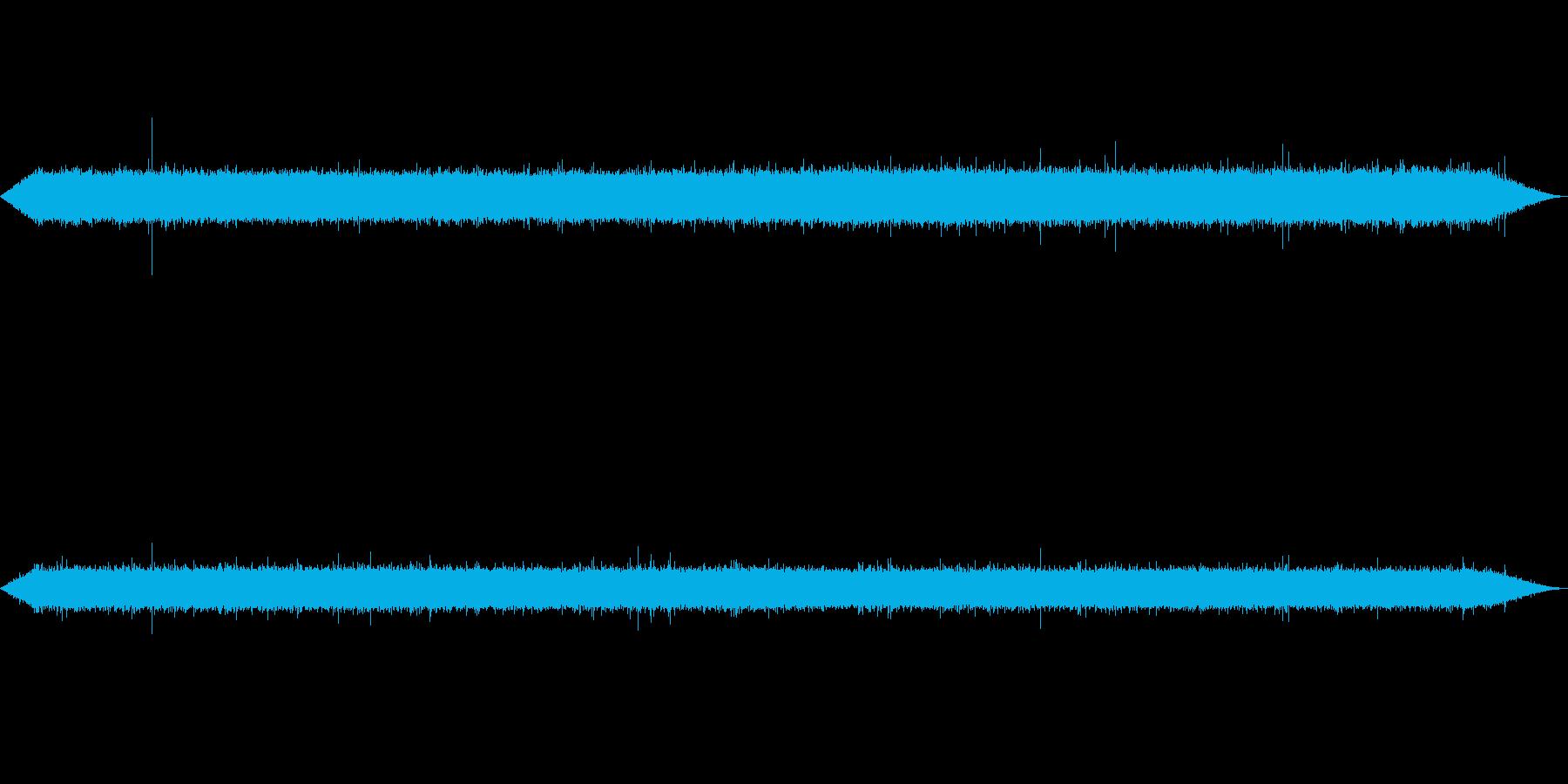 【自然音】滝01(南信濃)の再生済みの波形
