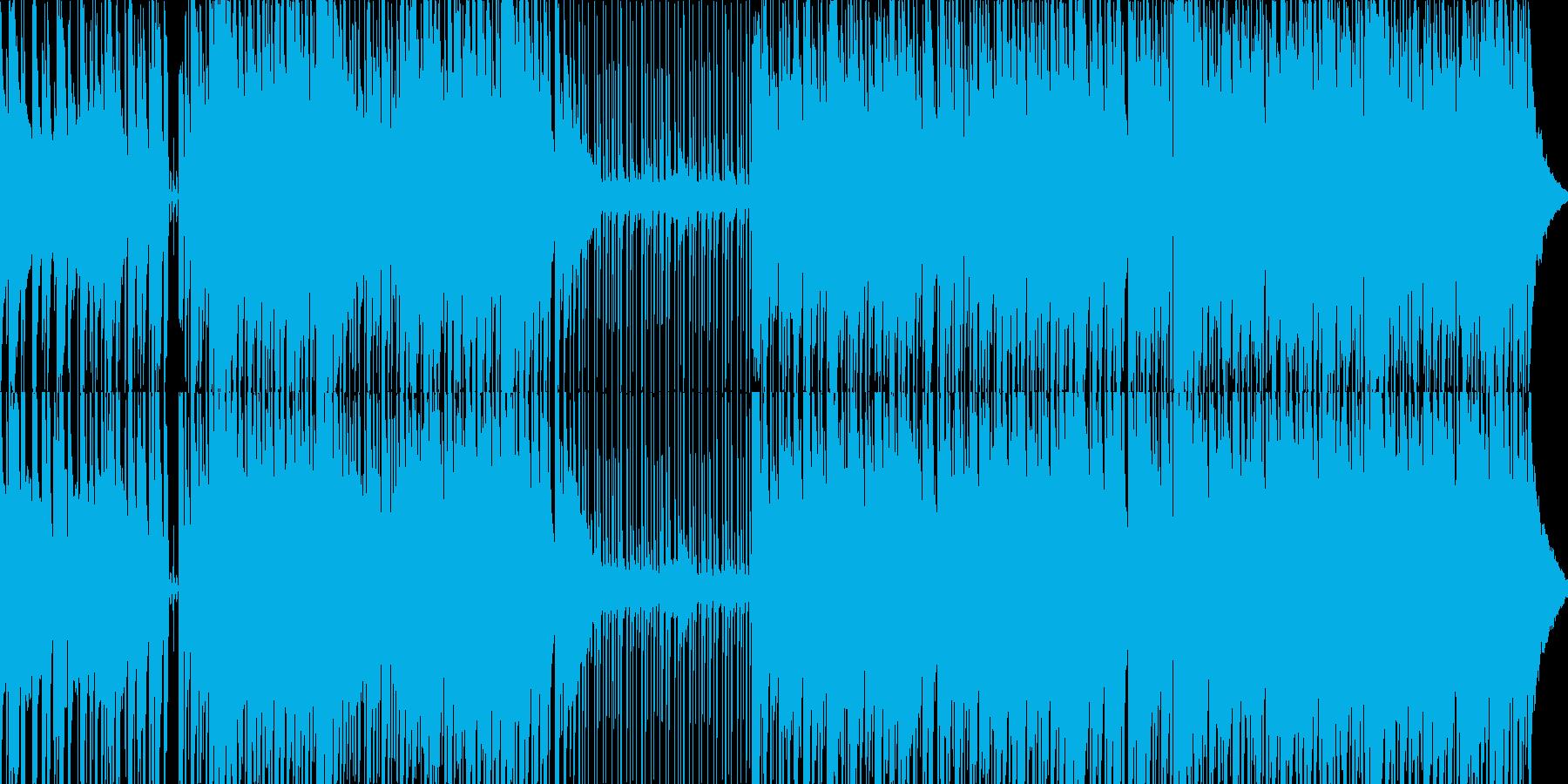 威風堂々/ボサノバアレンジの再生済みの波形