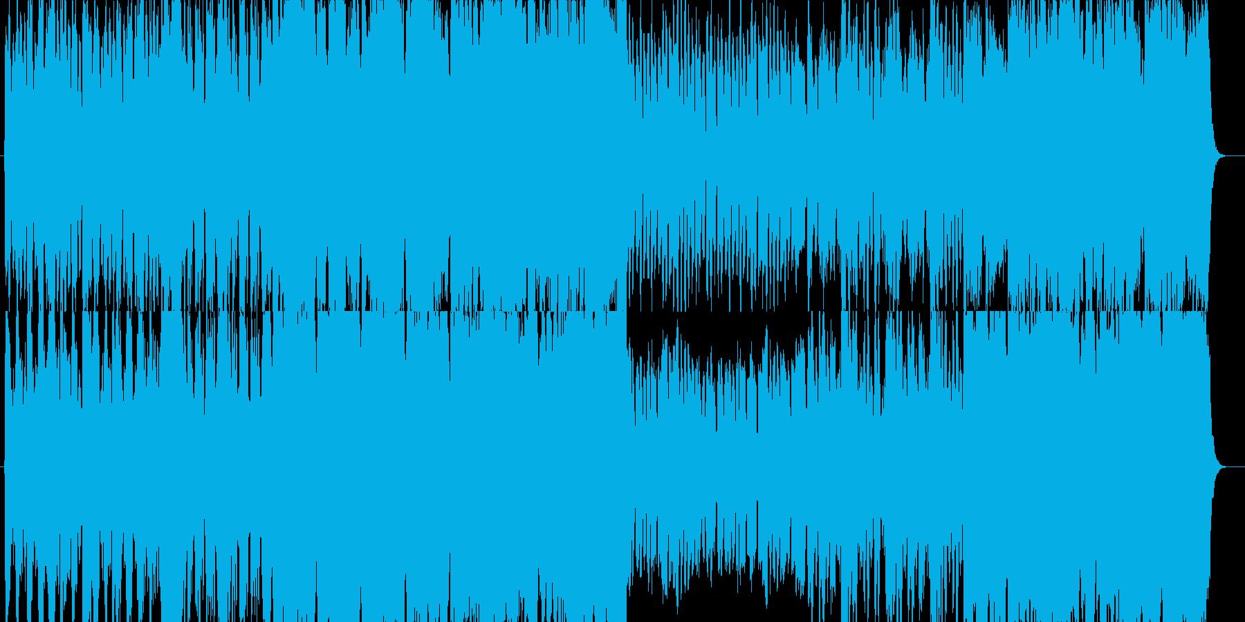 RPGのお城で流れるような感じの曲です…の再生済みの波形