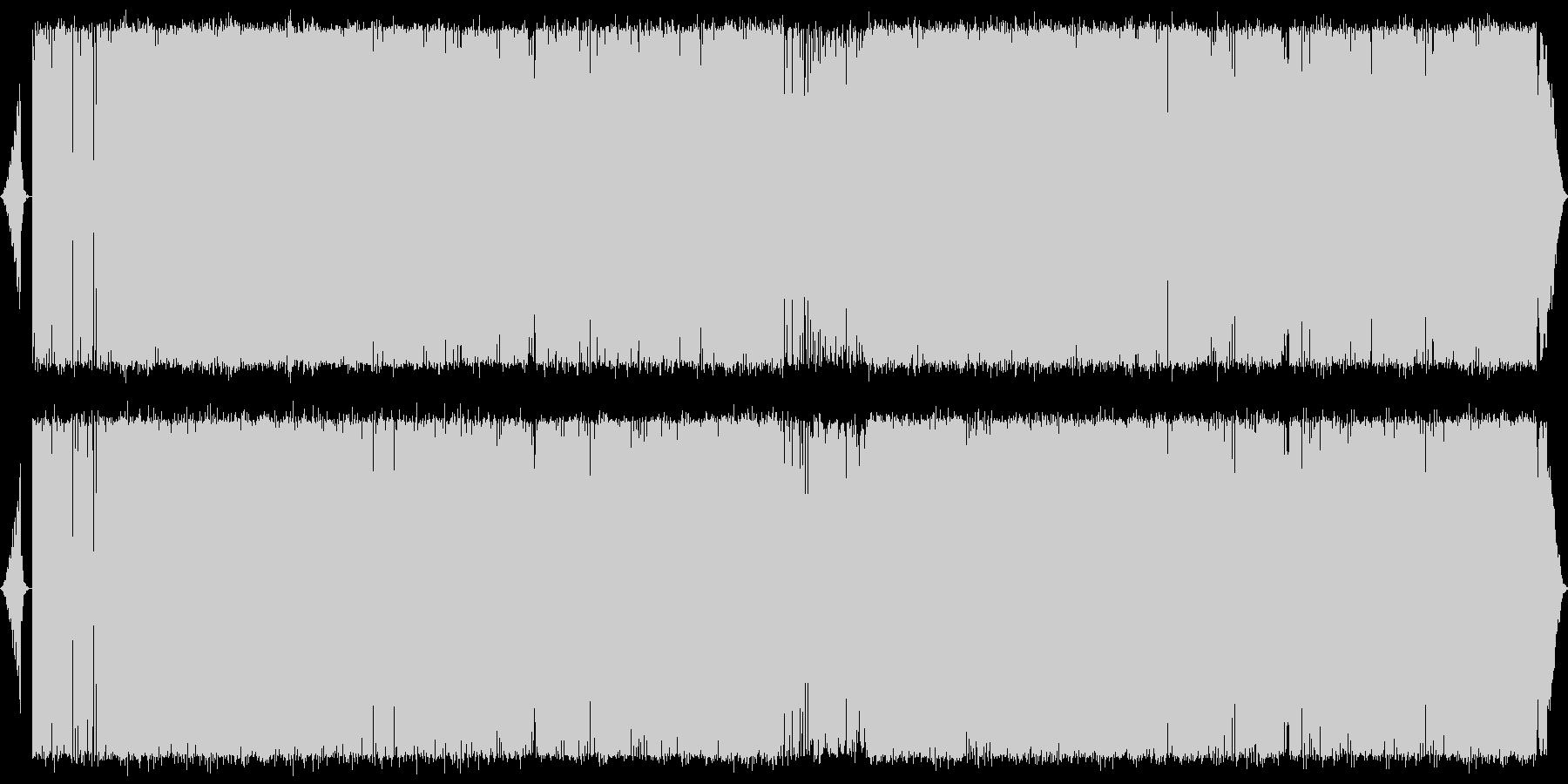EDM最高♫の未再生の波形