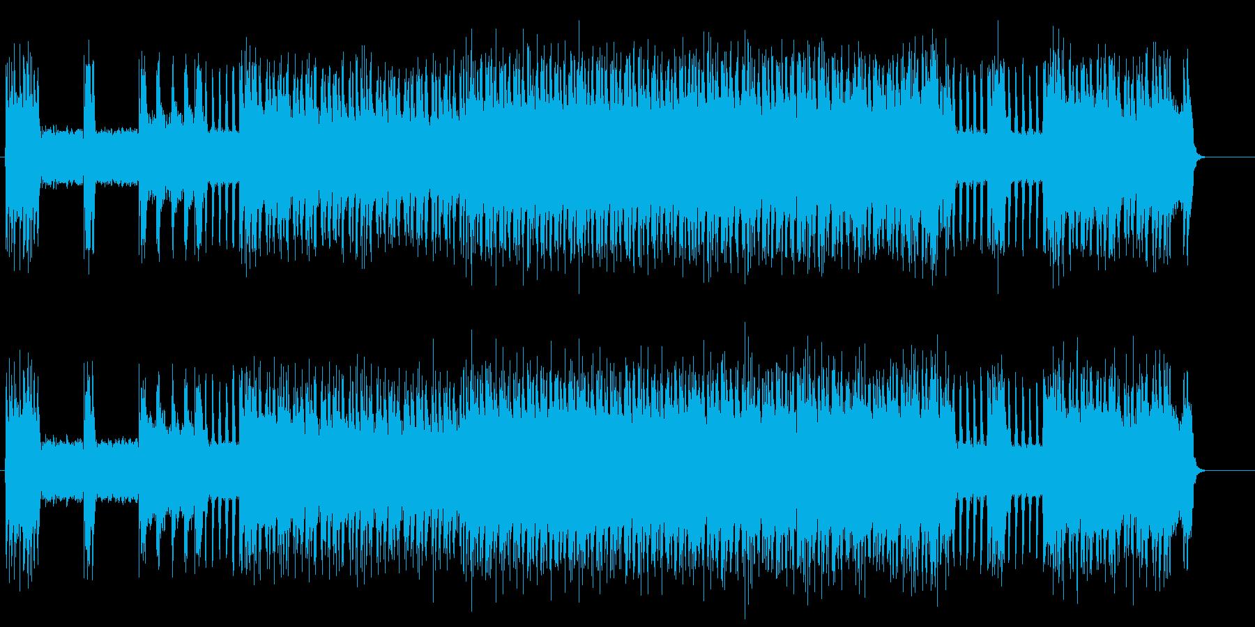 ダイレクトなギター・プレイが圧巻のロックの再生済みの波形