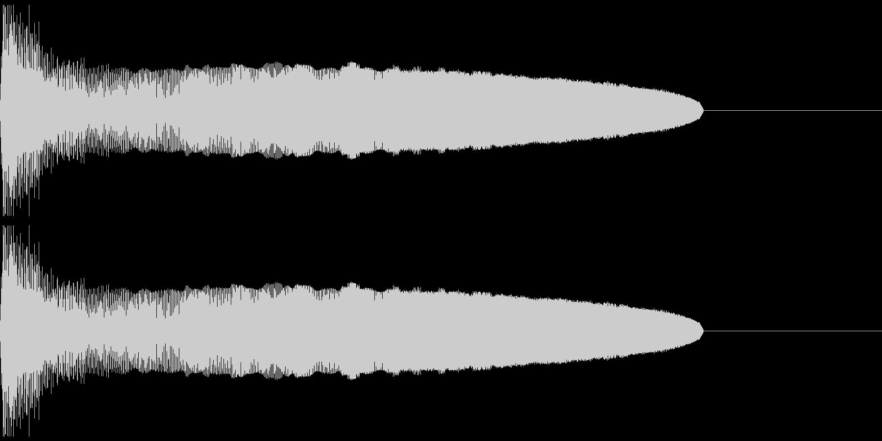 プルルルル~ 伸びる 巻かれる 収縮の未再生の波形