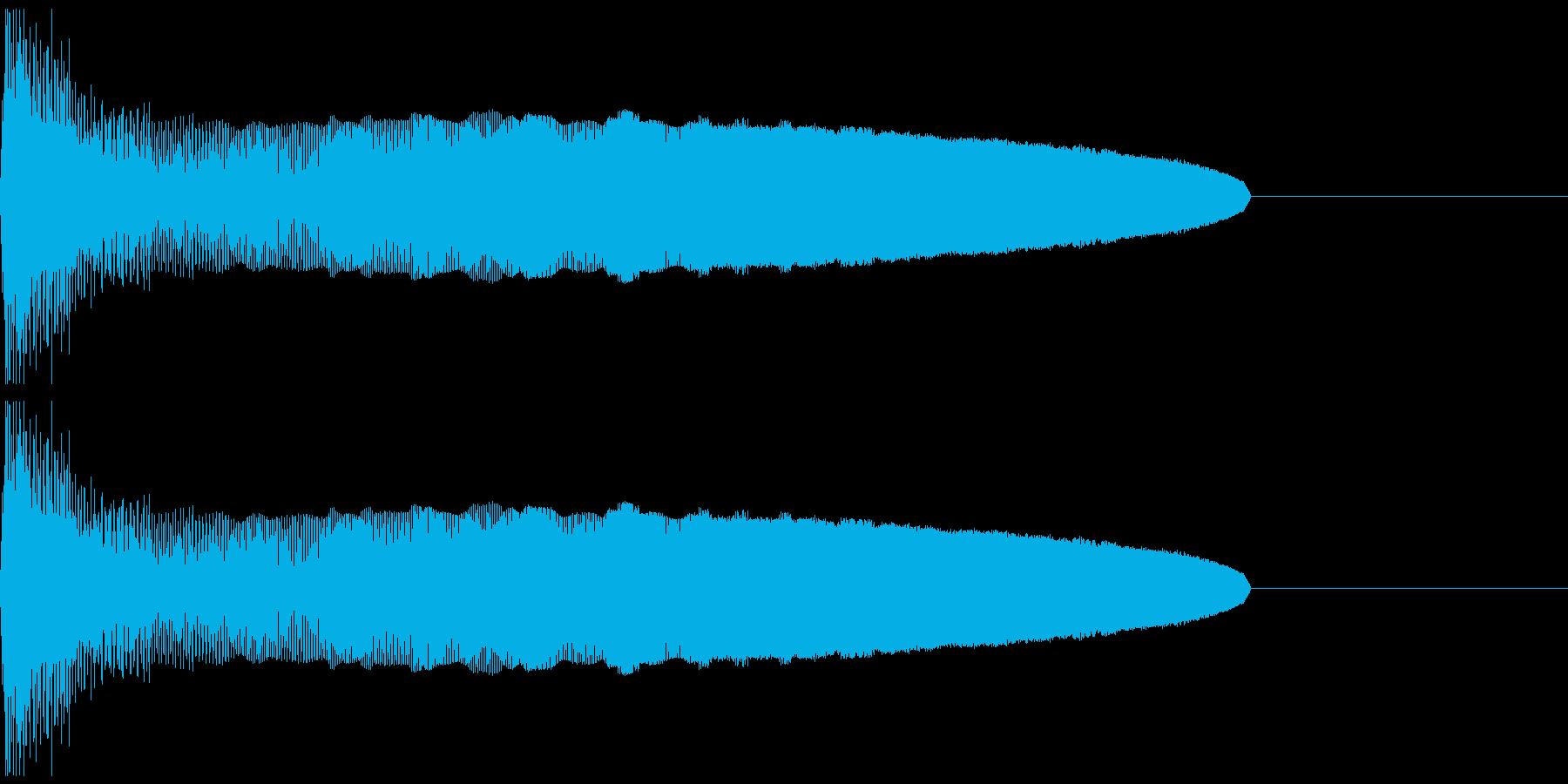 プルルルル~ 伸びる 巻かれる 収縮の再生済みの波形