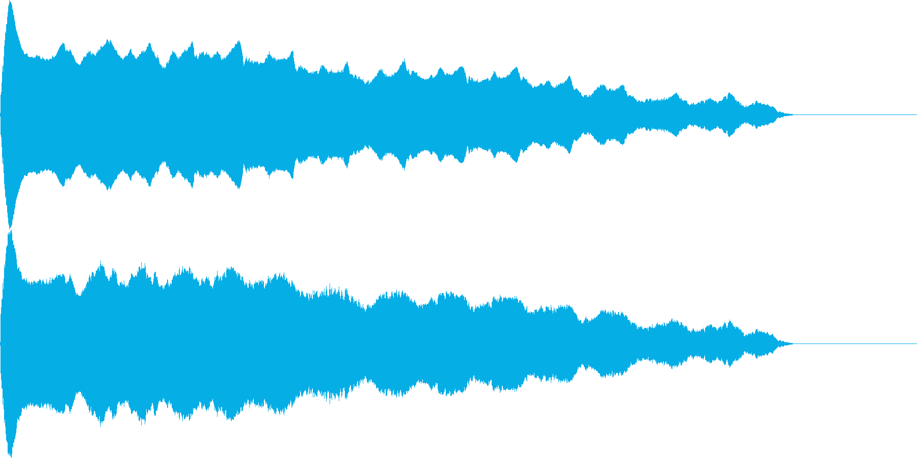 ウーウウウー (精霊の声)の再生済みの波形