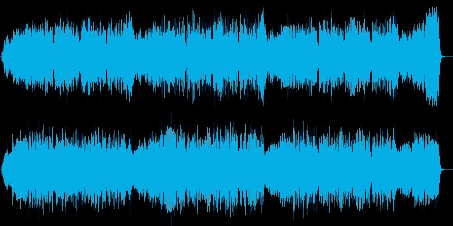 ひなまつり・木管五重奏の再生済みの波形