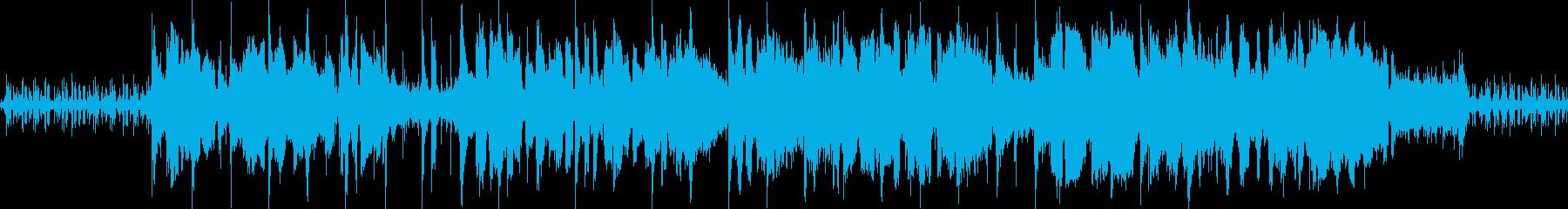 レコードから聴こえてくる切ないポップスの再生済みの波形