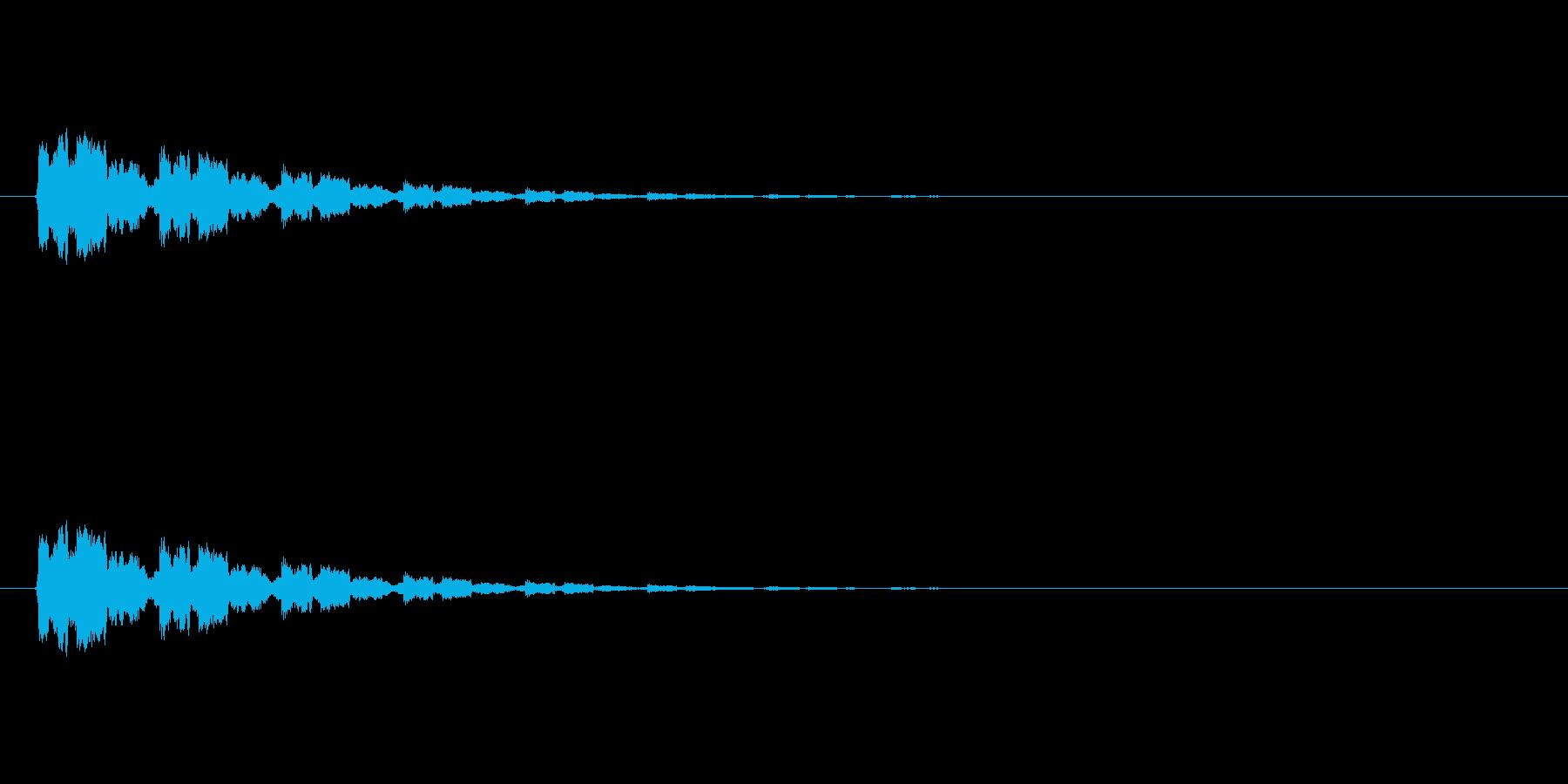 【光る06-2】の再生済みの波形