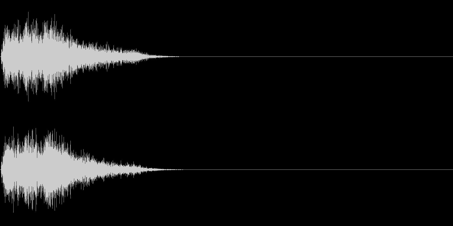 【出題02-1】の未再生の波形