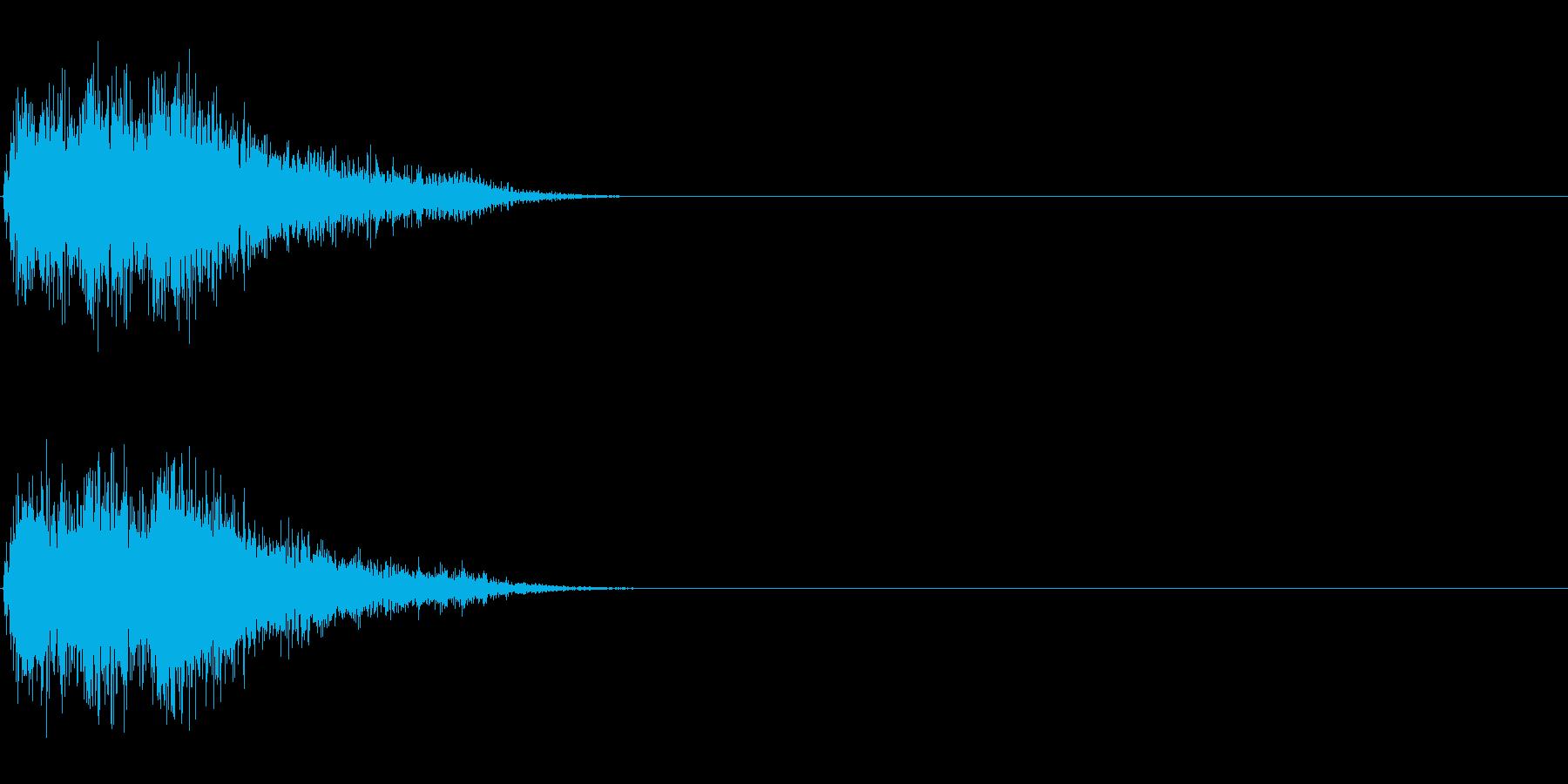 【出題02-1】の再生済みの波形