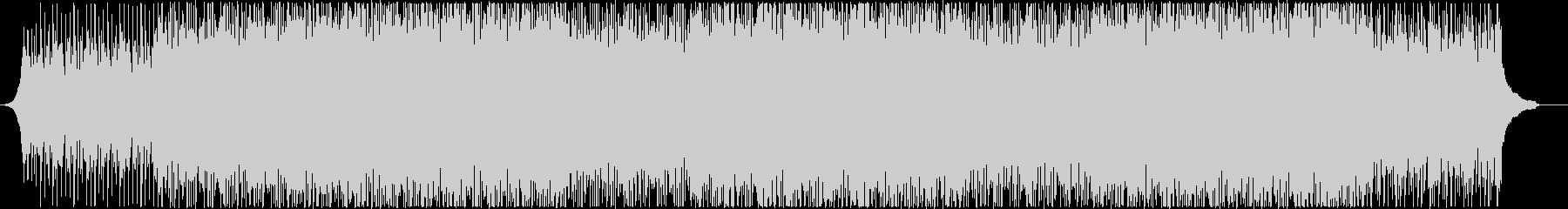 映像・企業VP 創造的なワクワク感(B)の未再生の波形