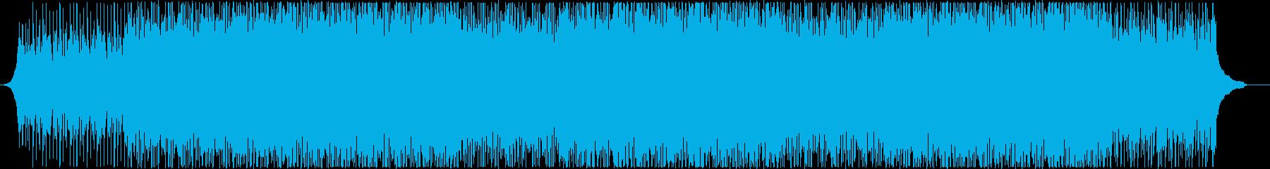 映像・企業VP 創造的なワクワク感(B)の再生済みの波形