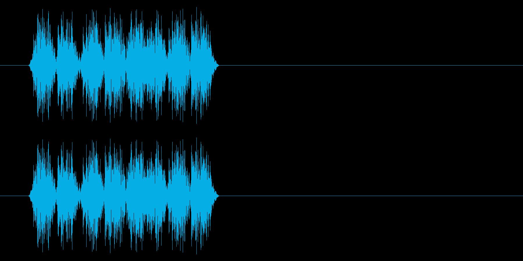 SNES レース02-06(タイヤ スキの再生済みの波形