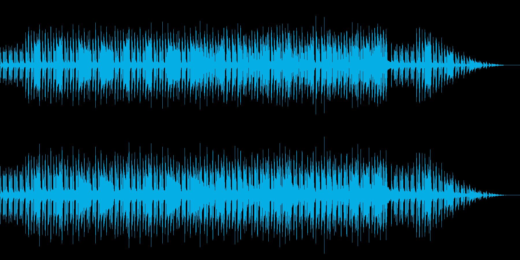 8bitクラシック-小さな白鳥たちの踊りの再生済みの波形