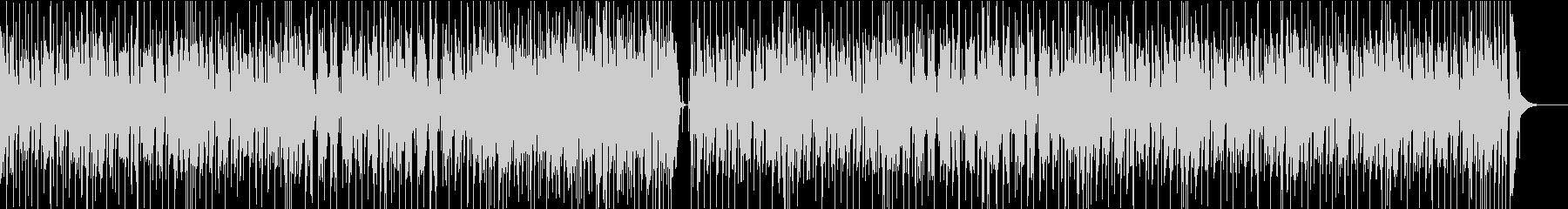 ファンク/アコギ/かっこいい/ノリノリの未再生の波形