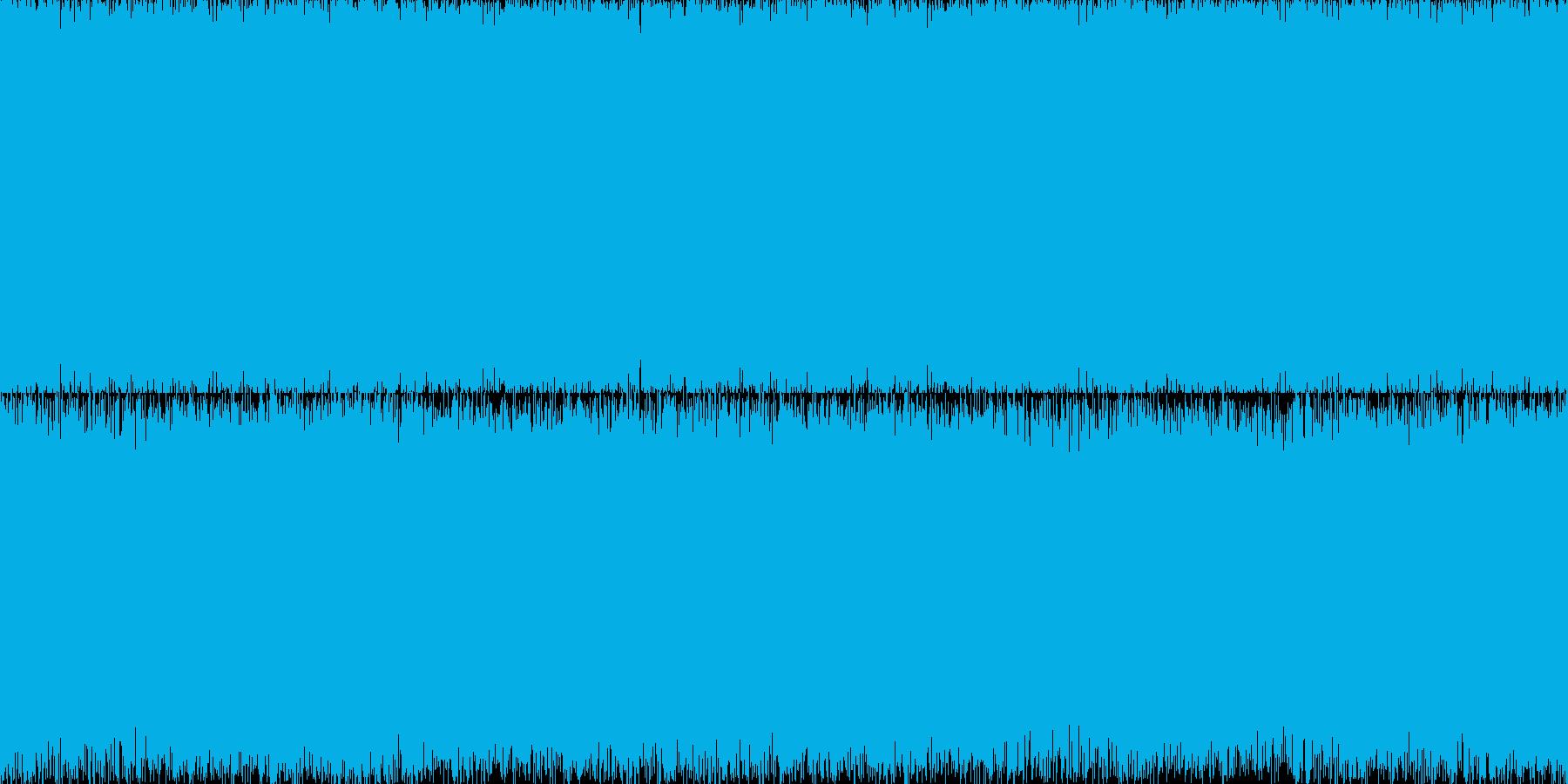 戦闘機内(飛行中)の再生済みの波形