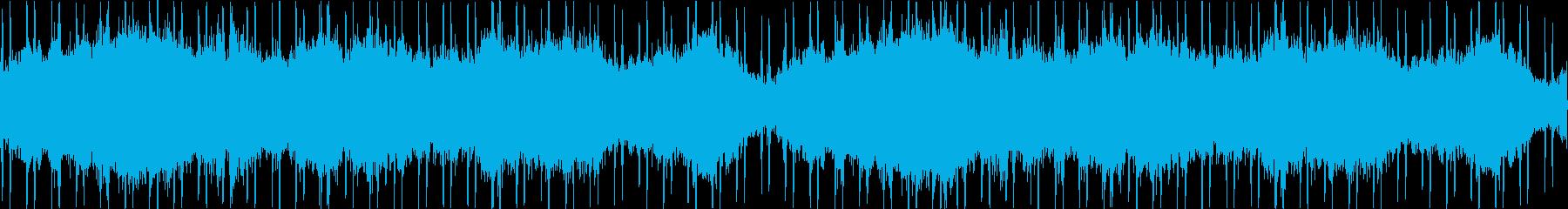 怖い音楽探してますか?ここにあります。の再生済みの波形