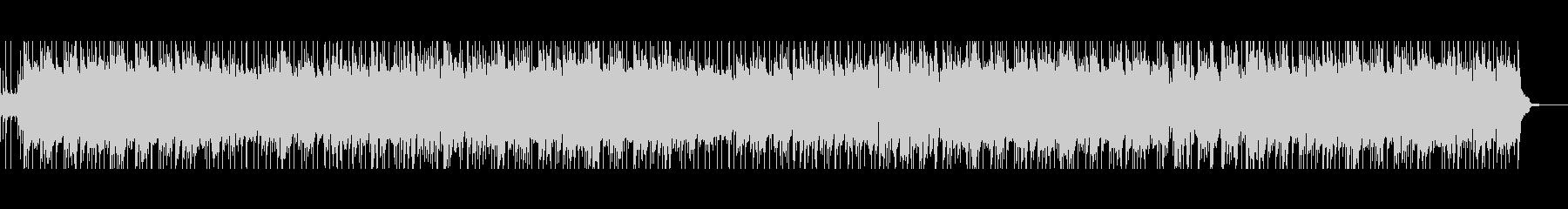 お薦め!軽快なラウンジ風ピアノボッサの未再生の波形