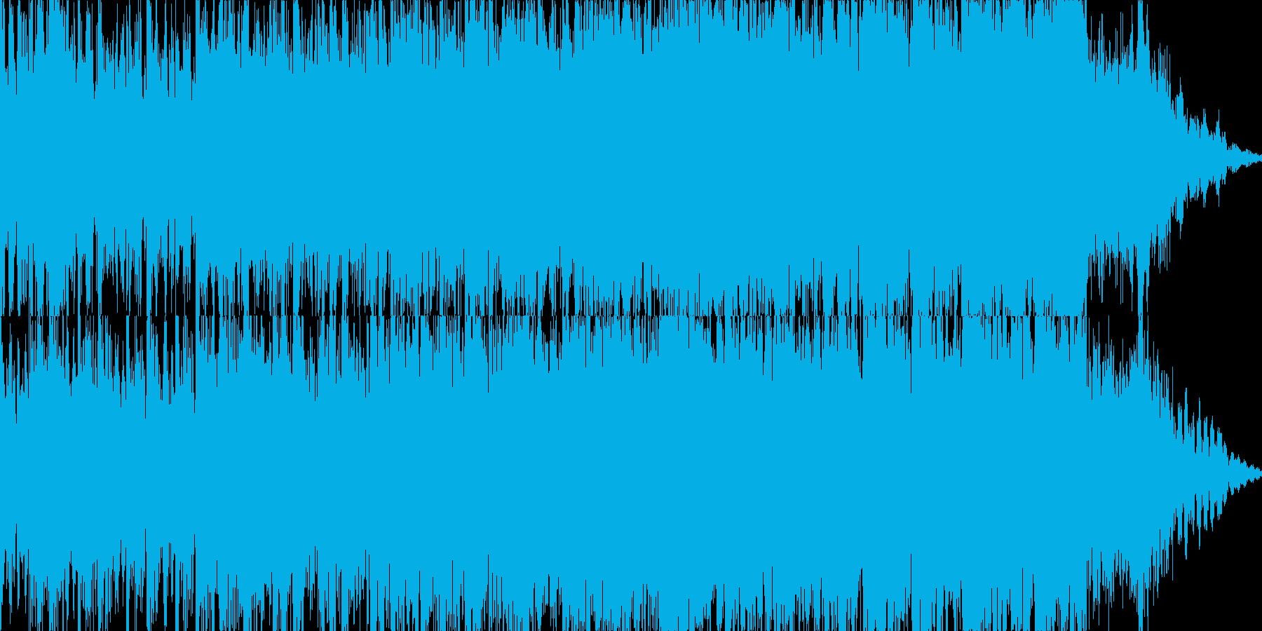 映画・ゲーム用バトルBGM3の再生済みの波形