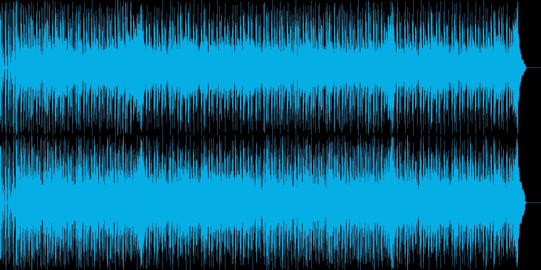 日常系日常系のアコギメインの曲です。の再生済みの波形