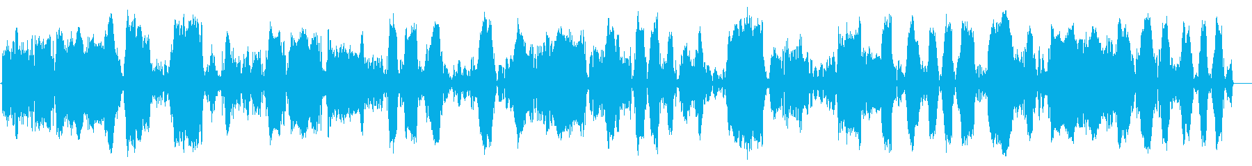 xxx… (奇怪な人形の声)の再生済みの波形