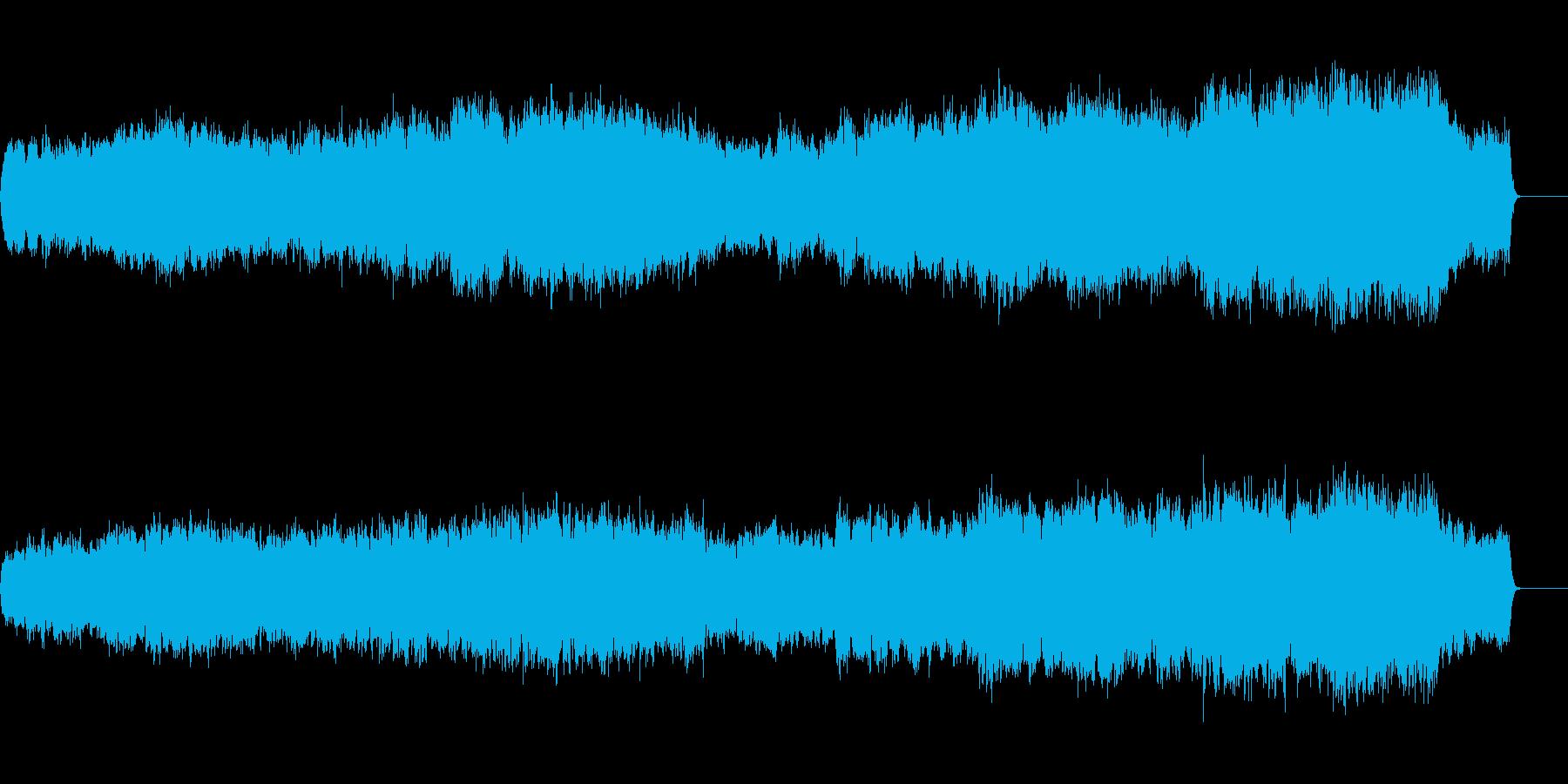 エニグマ変奏曲よりニムロッドの再生済みの波形