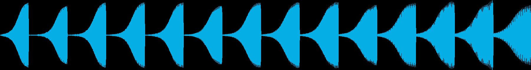 Game 懐かし昭和ゲーム台 失敗の音1の再生済みの波形