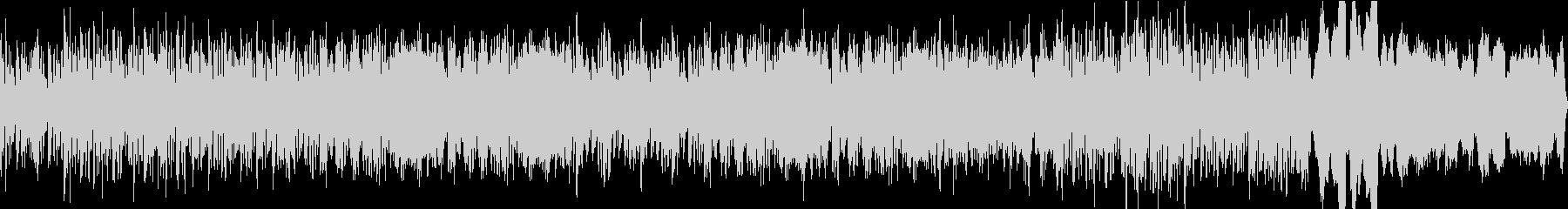 小オーケストラ リズミカル ループ版の未再生の波形